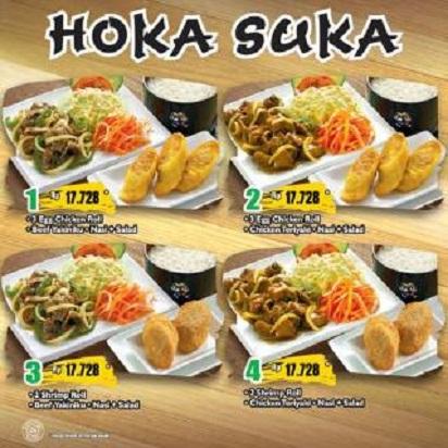 Daftar Harga Sajian Hoka Hoka Bento Terbaru Harga Menu Delivery Lengkap