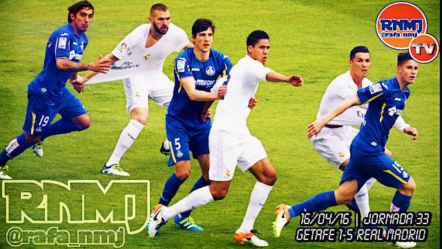 Triple penalti por agarrón de la camiseta a Benzema, Varane y Cristiano