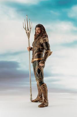 Aquaman ARTFX+ de Justice League - KOTOBUKIYA