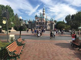 Sleeping Beauty Castle Disneyland Hub