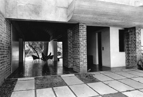 Simpley Architecture Le Corbusier Villa Sarabhai