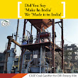 Coal Gasification Gasifier Made in India