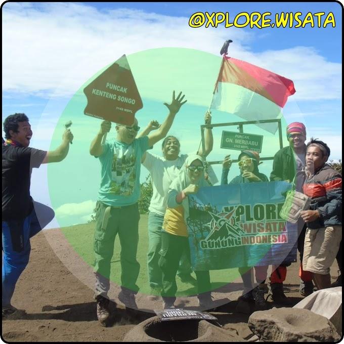 Trekking Gunung Merbabu - Senior Eksekutif