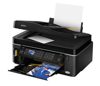 Download Printer Driver Epson Stylus Office TX600FW