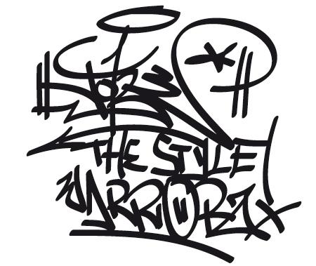 Abril 2010  Graffiti Alphabet