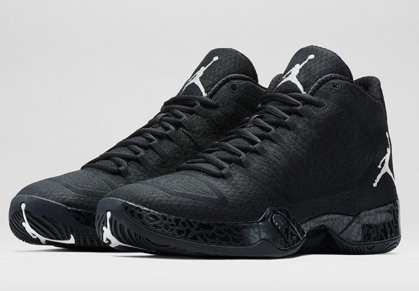 Image via Nike detailed pictures  Air Jordan XX9 Blackout top design ab848  8703e ... e4aa1a06e