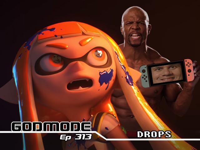 GODMODE 313 - DROPS