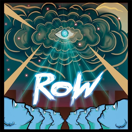 <center>ROW stream new EP 'Rise Of World'</center>