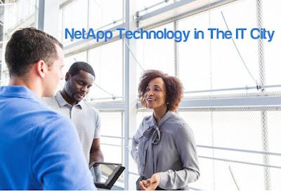 NetApp Technology in The IT City