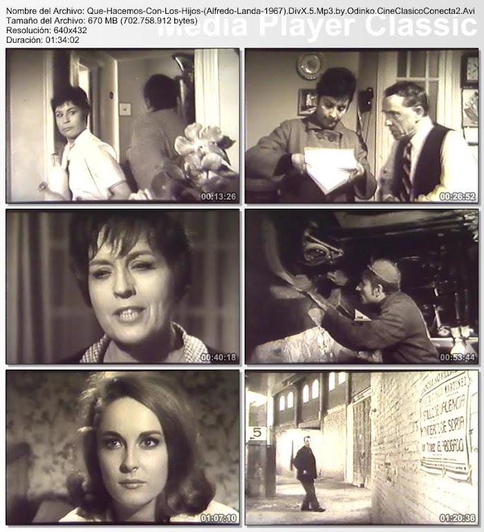 ¿Qué hacemos con los hijos? | 1967 | fotografiás de la película