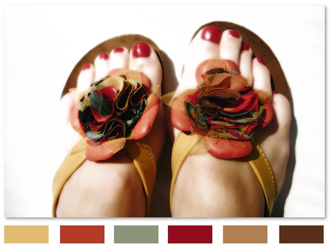 Ynas Design Blog   Colorcode   Endlich Sommer!