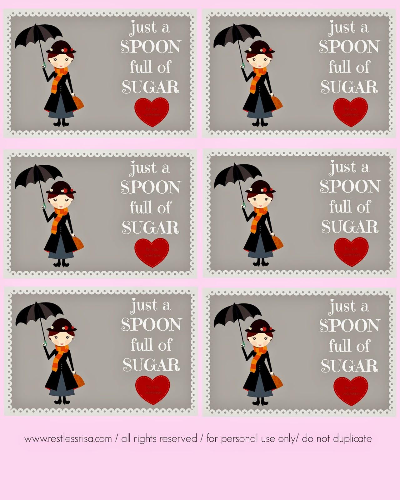 Restlessrisa Mary Poppins Valentine