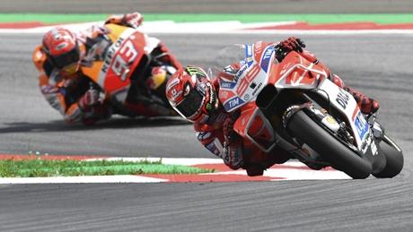Lorenzo Merasa Bukan Favorit di MotoGP Valencia