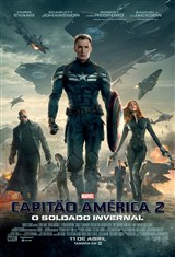 Capitão América 2: O Soldado Invernal - Dublado