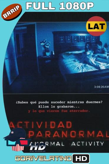 Actividad Paranormal (2007) BRRip 1080p Latino-Ingles MKV