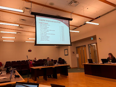 Langley City budget presentation