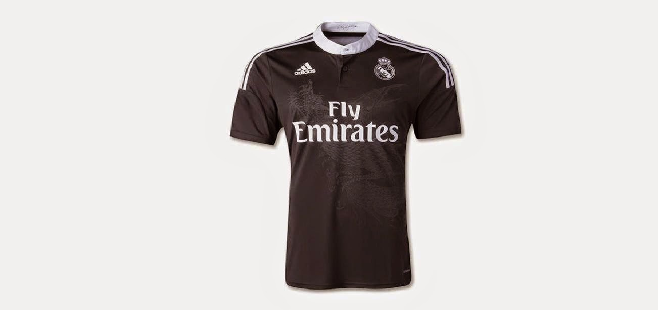 sports shoes 8de86 c06ff real madrid jersey 2015