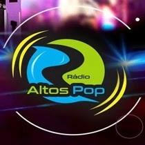 Ouvir agora Rádio AltosPop - Web rádio - Altos / PI