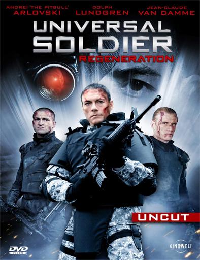 Ver Soldado universal 3: Regeneración (2009) Online