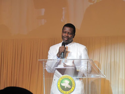 Facebook Marriages Don't Last, Pa. Adeboye Counsels Singles