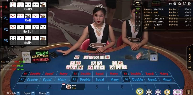 Panduan Bermain Live Casino Bull Bull