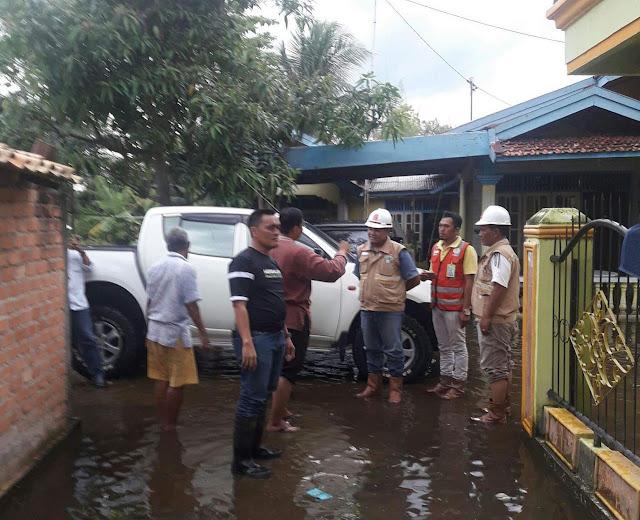 Purna Jaya Kayuagung Banjir Lagi