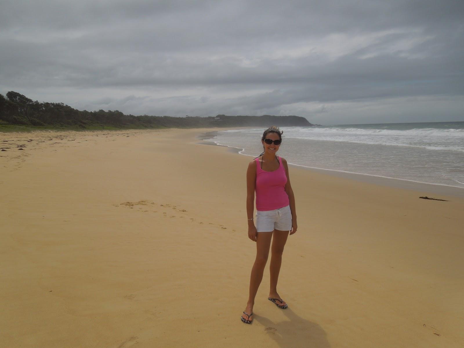 Nudist beach nsw south coast