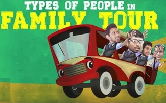 Types of People in Family Travel | Types | Black Sheep