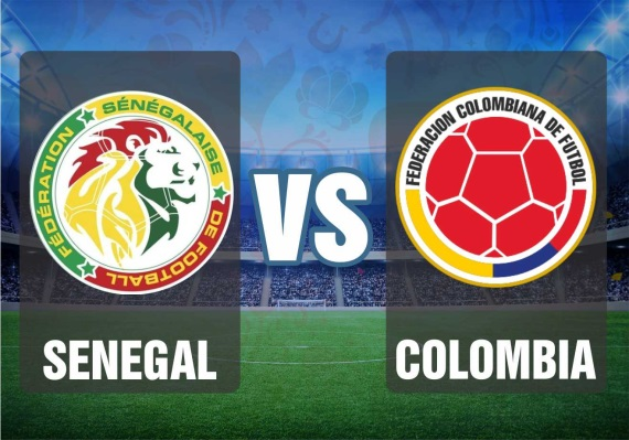Senegal vs Colombia - Preview - World Cup 2018