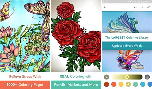 Pigment – Coloring Book 1.3.0 Apk Premium for Android
