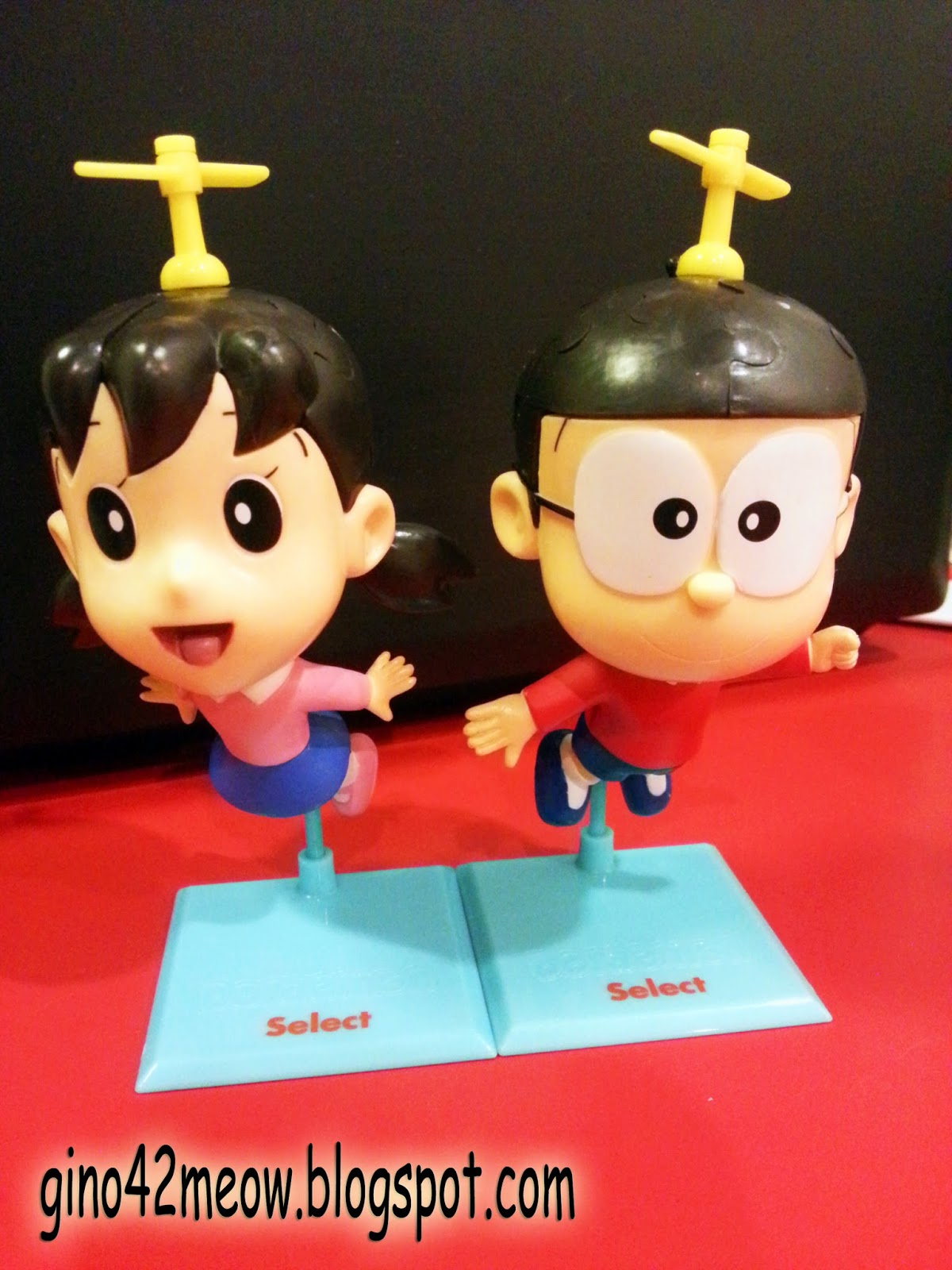 Talkin' 2 MySelf (⊙ ⊙ ): Shell @ The Doraemon Family