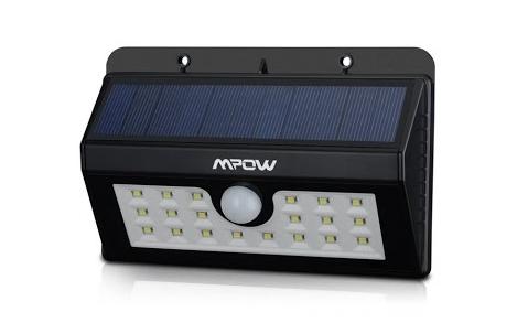 foco solar exterior impermeable barato