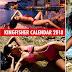 किंगफ़िशर कैलेंडर का जलवा, स्टनिंग लुक में दिखीं मॉडल्स