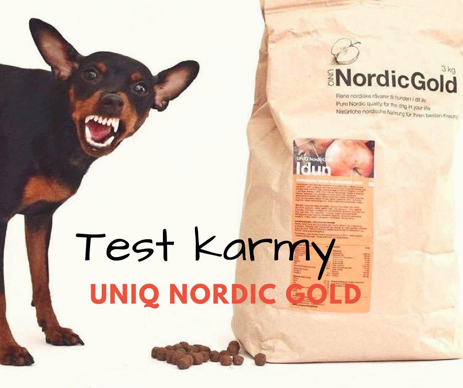Test karmy-Uniq Nordic Gold