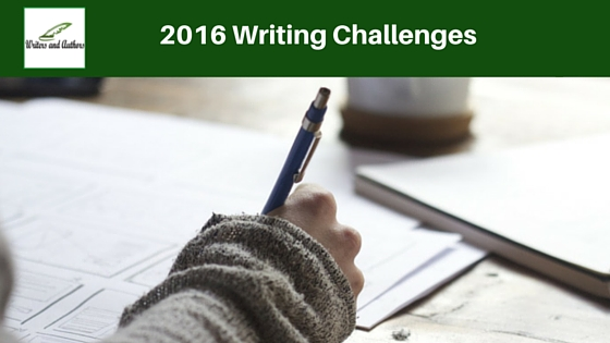 Writing Challenges To Do This Year #AmWriting #WritingGoals