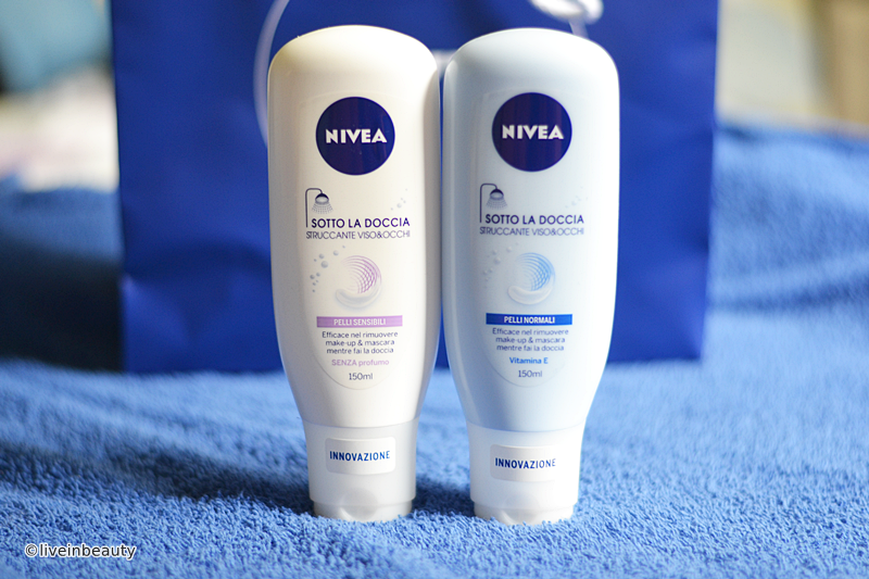 Bagnoschiuma Nivea : Schiuma da barba nivea ml sensitive benessere igiene persona