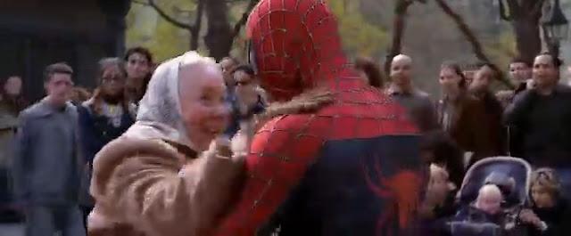 Spiderman 2 (2004) Hindi Dual Audio 480p BRRip 300mb