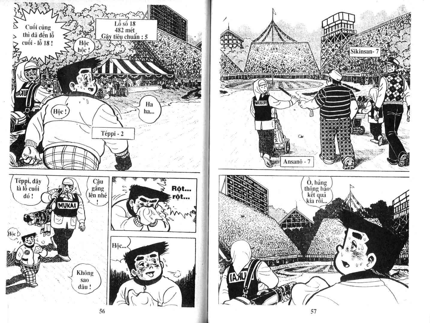 Ashita Tenki ni Naare chapter 41 trang 27