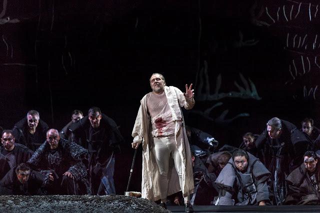 Wagner: Parsifal - Christian Gerhaher - Munich Opera Festival (Photo Ruth Waltz)