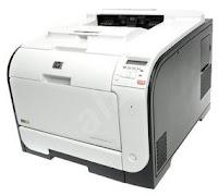 HP Laserjet 400 Color M451nw Driver