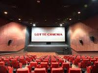 Lotte Cinema Resmi Beroperasi Di Indonesia