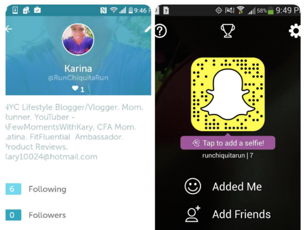Periscope & SnapChat News