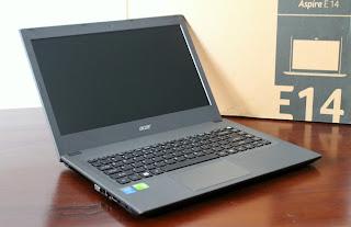Jual Acer Aspire E5-473G i5 Double VGA