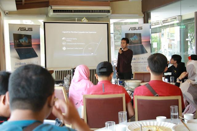Asus ZenBook Gathering, Asus