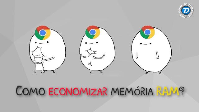 Como economizar memória RAM
