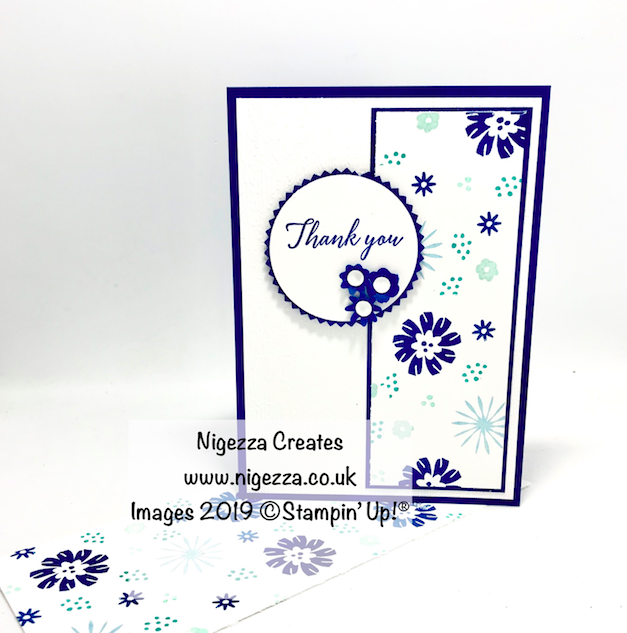 Bloom by Bloom Stampin Up Nigezza Creates