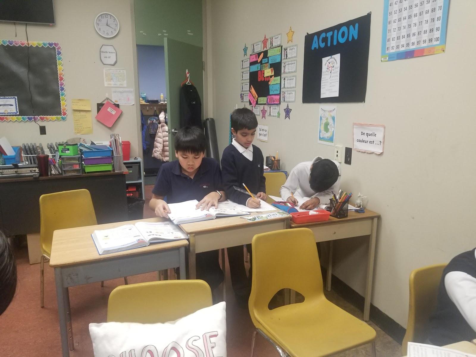 Ms Foti S Grade 3 Class March