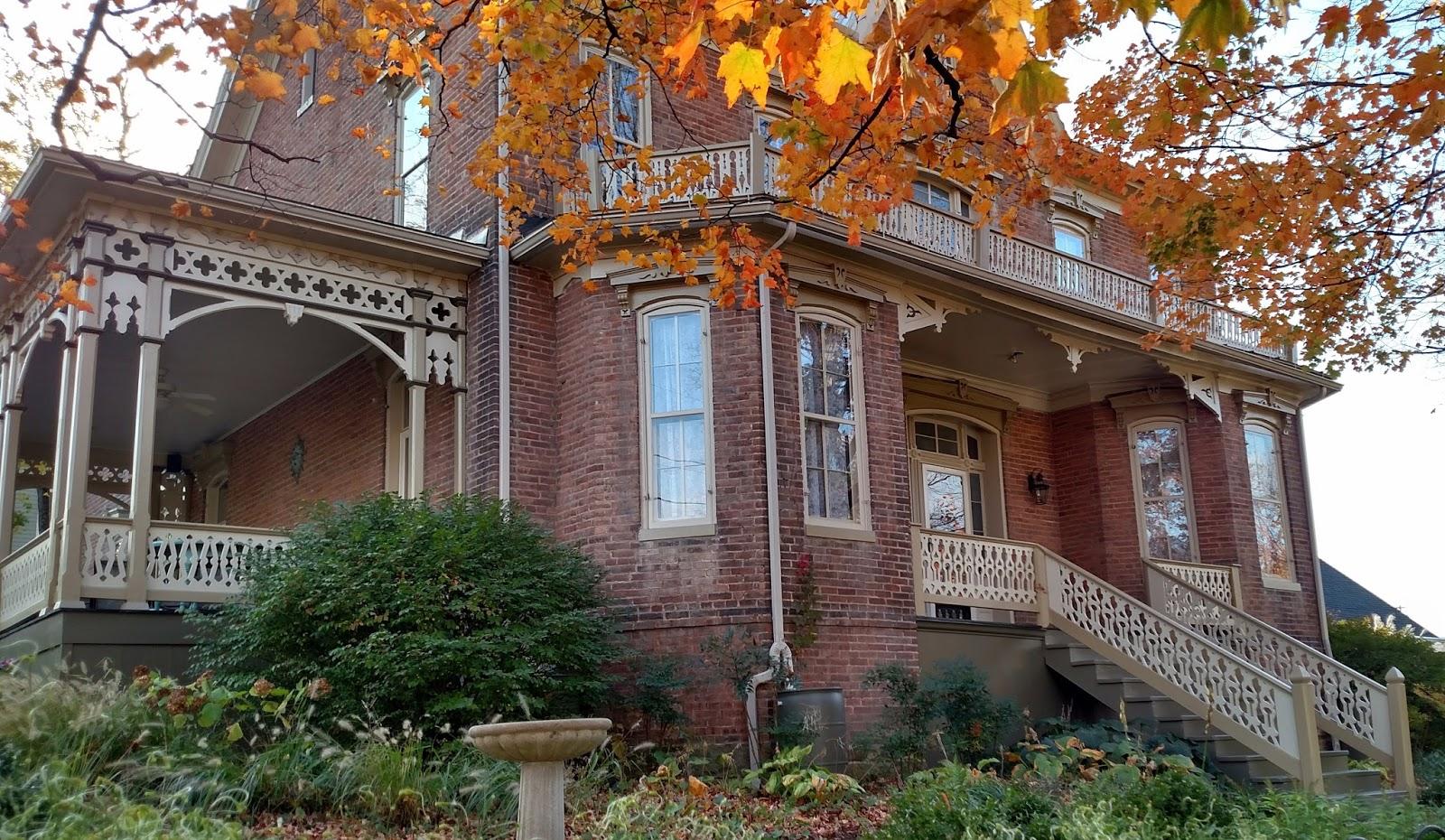 The Mathematical Tourist Dawson House