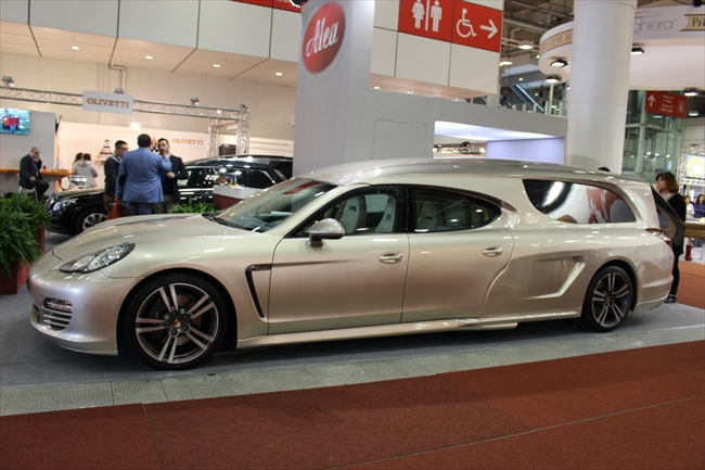 Tamerlane S Thoughts Porsche Panamera Hearse And Many Others