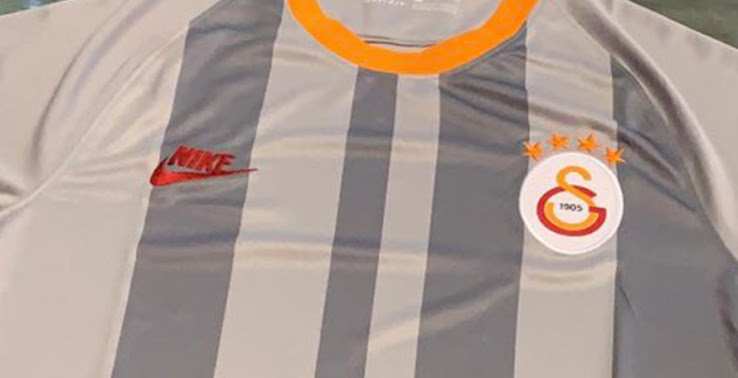 separation shoes f14e9 d9dca Nike Galatasaray 19-20 Third Kit Leaked - New Picture ...